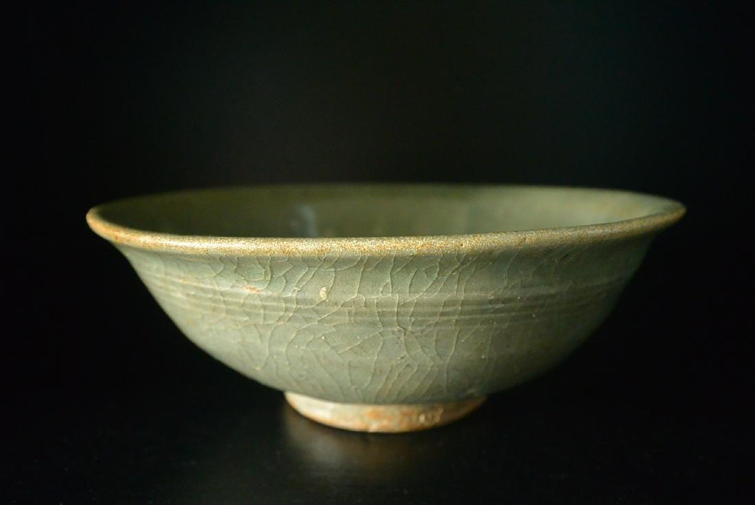 Longquan Kiln Celadon Bowl North-Song Dynasty Period