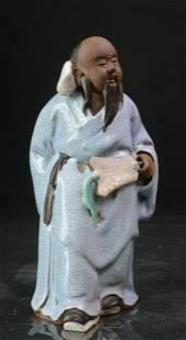 Chinese Porcelain Decorative Figure