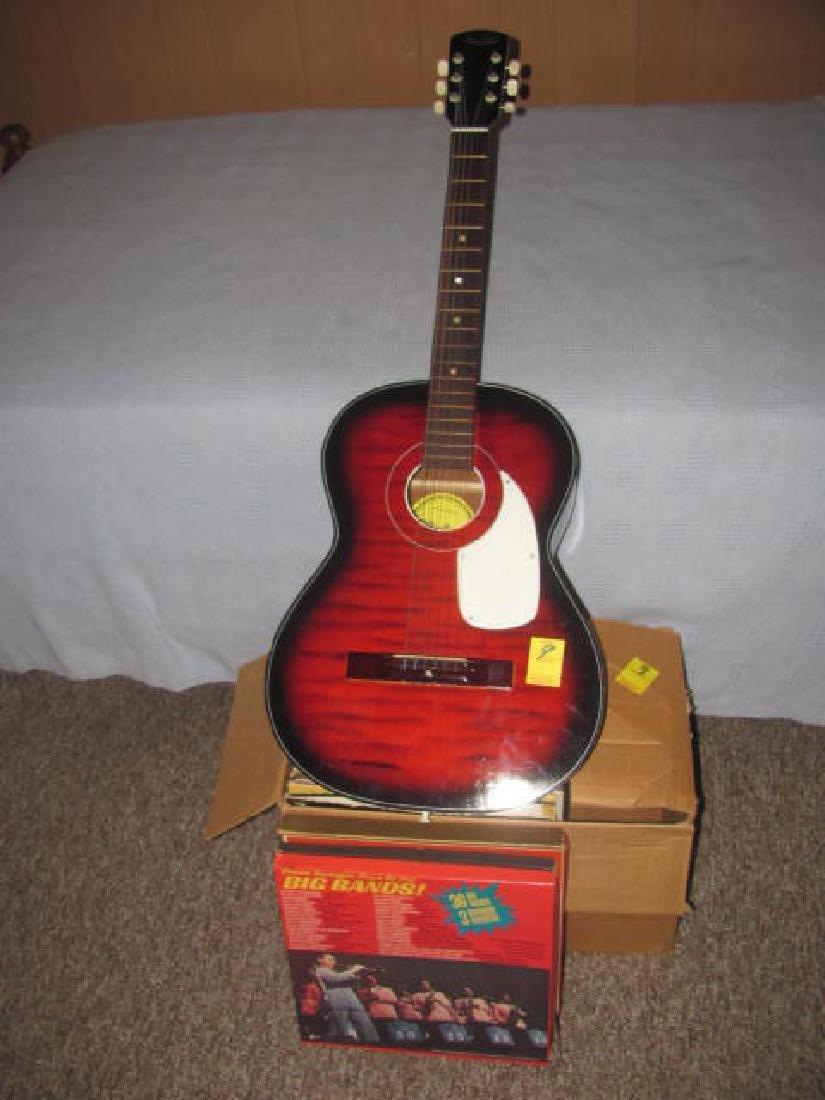 Winston Guitar & Records