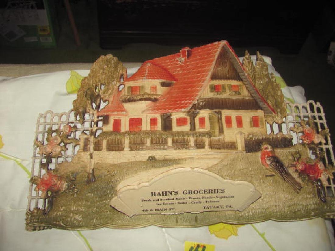 Hahn Advertising Calendar Holder