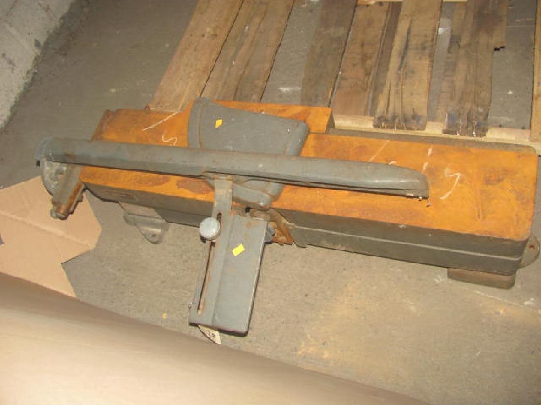 Craftsman Planer - 2