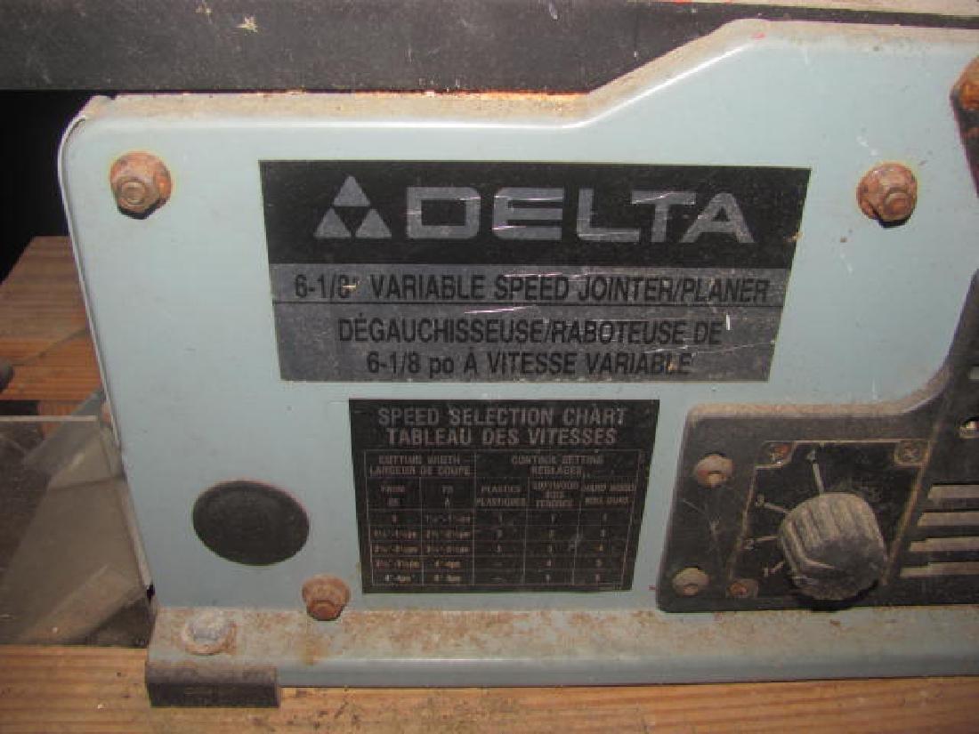 Delta Jointer / Planer - 2