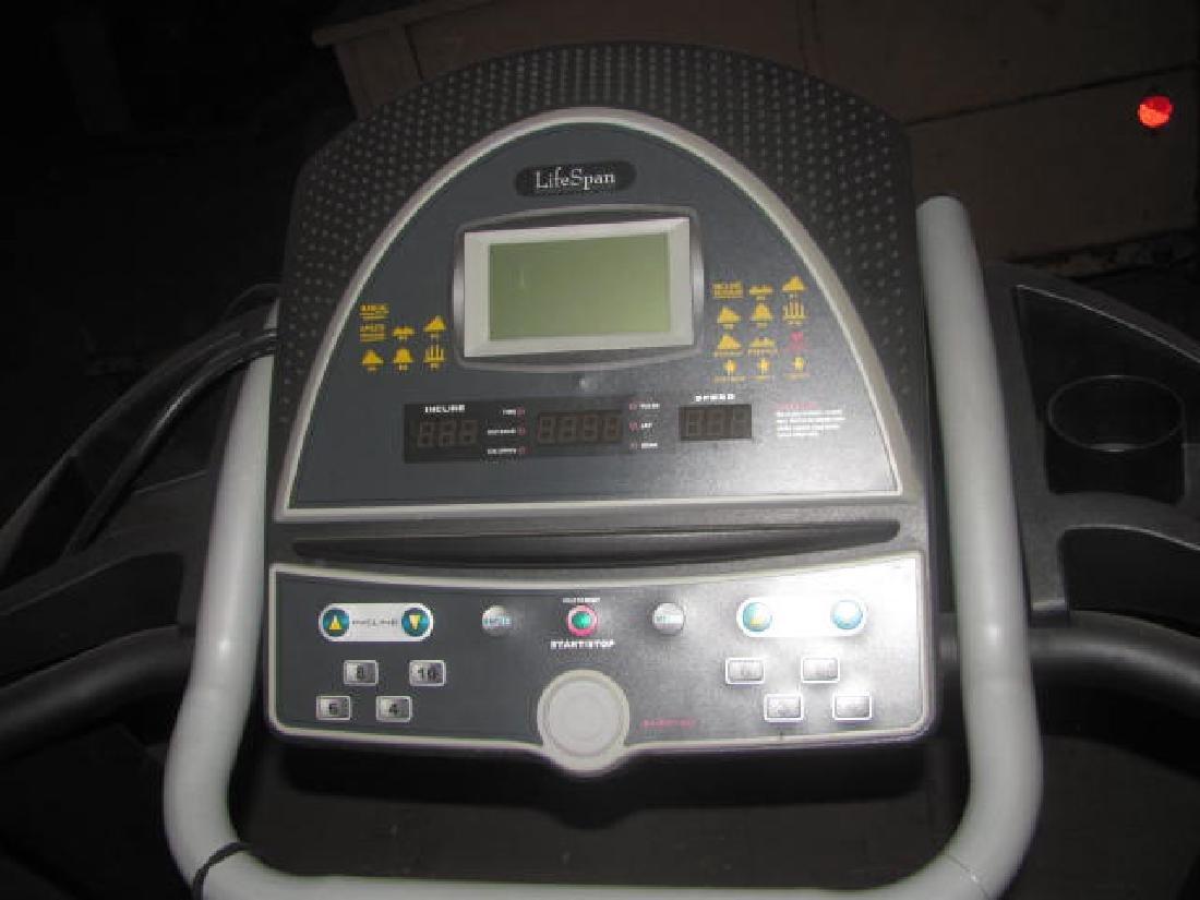 Life Span Treadmill - 2