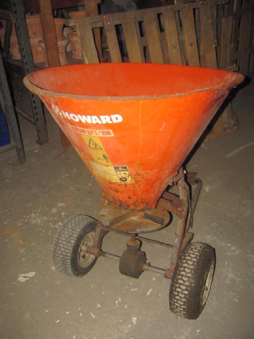 Howard Jardin SPT/100 Spreader - 3