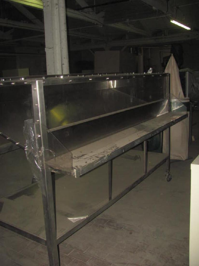 Stainless Steel Feeding Table