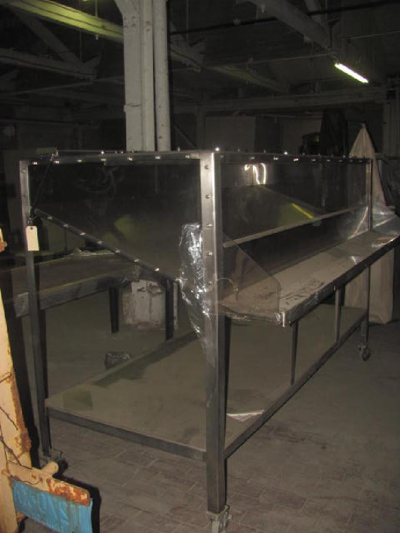 Stainless Steel Feeding Table - 2