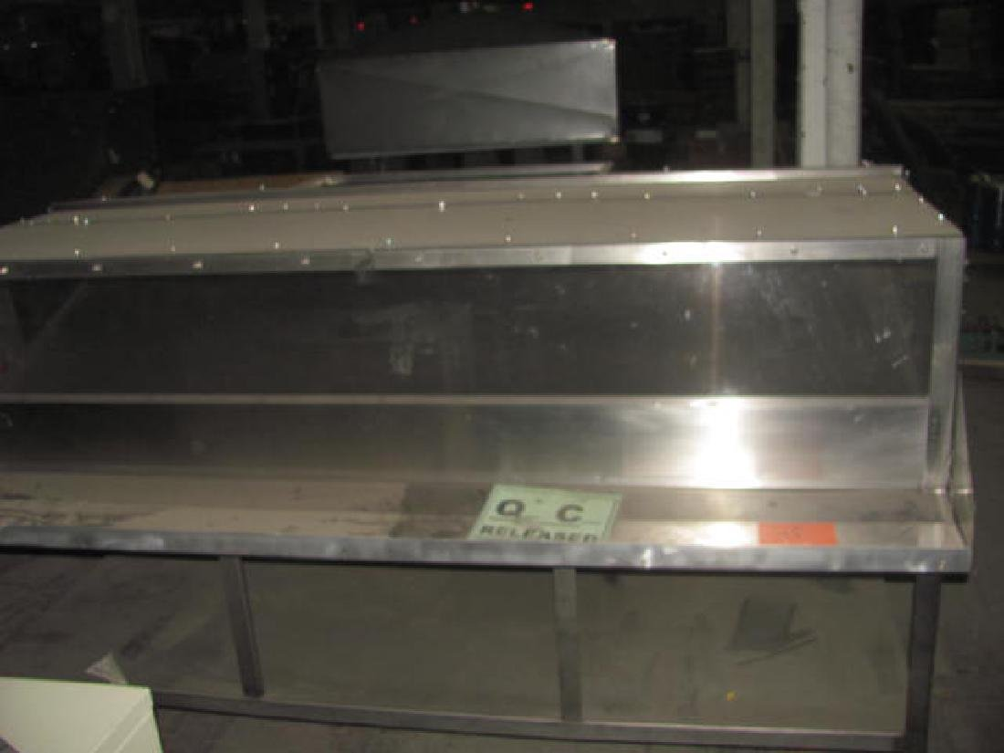 Stainless Steel Feeding Table - 3