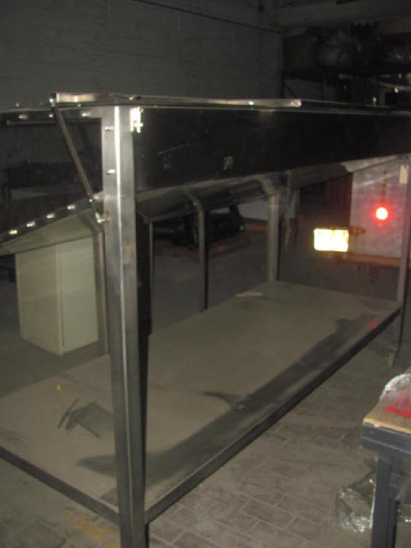 Stainless Steel Feeding Table - 4