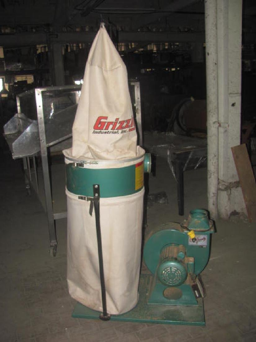 Grizzly Dust Collector