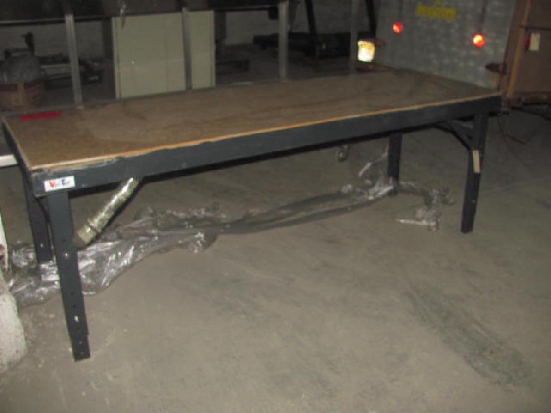 Vari Tuff Industrial Table