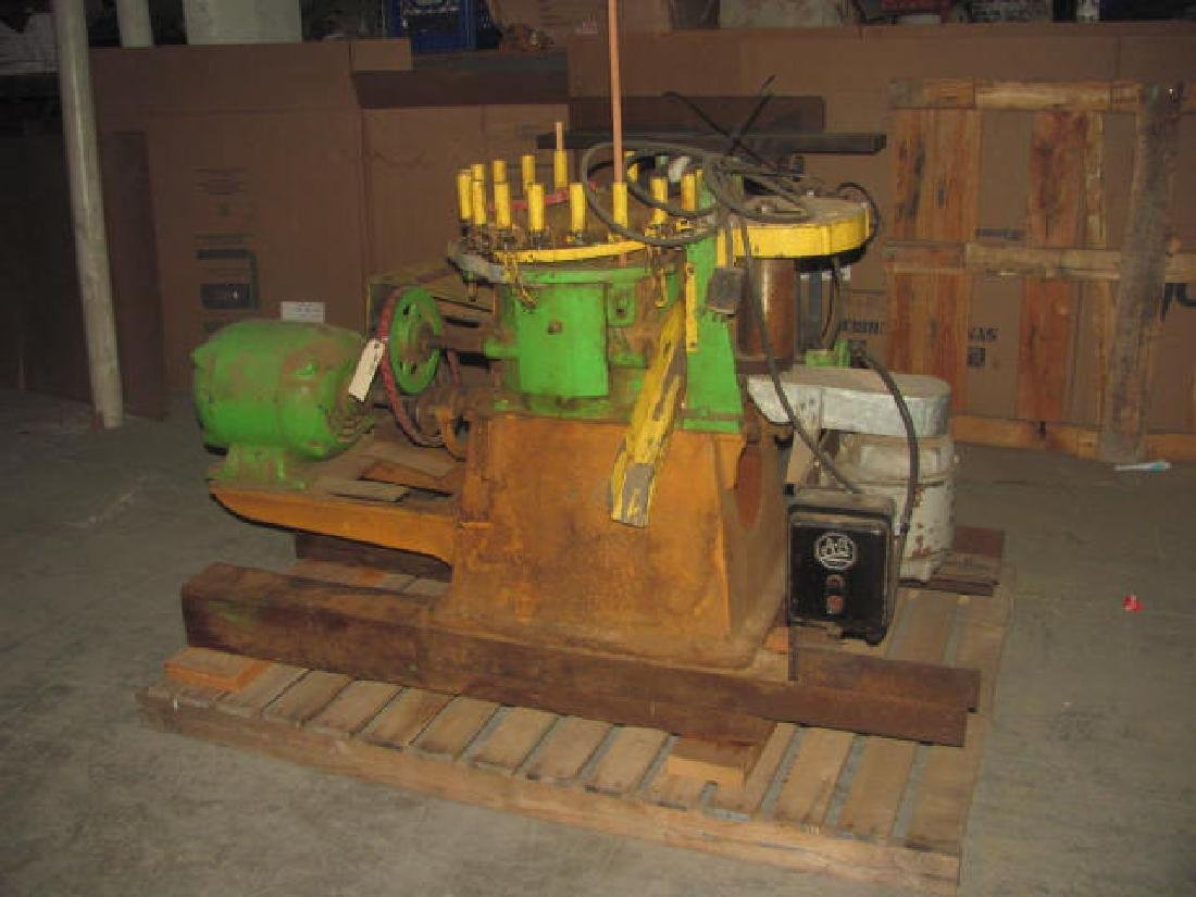 Dowel Machine