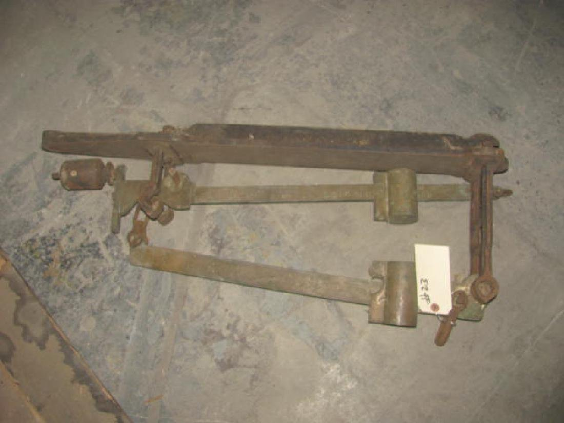 Antique Brass Scale Parts