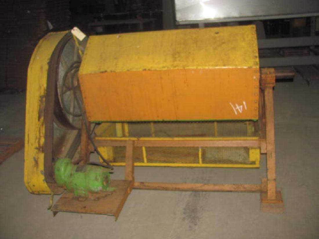 Wood Tumbler Machine