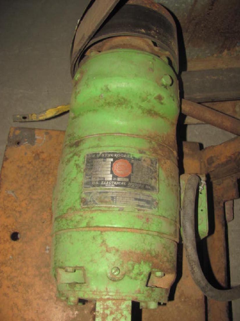 Wood Tumbler Machine - 2