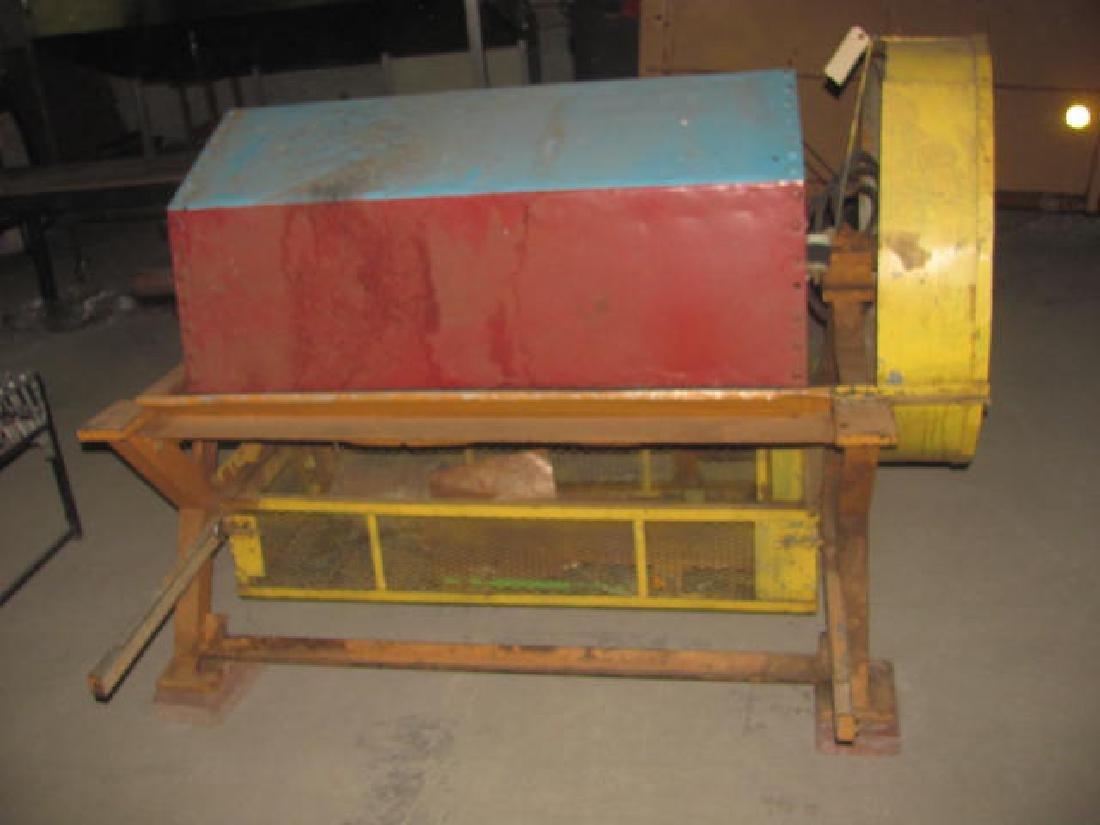 Wood Tumbler Machine - 4