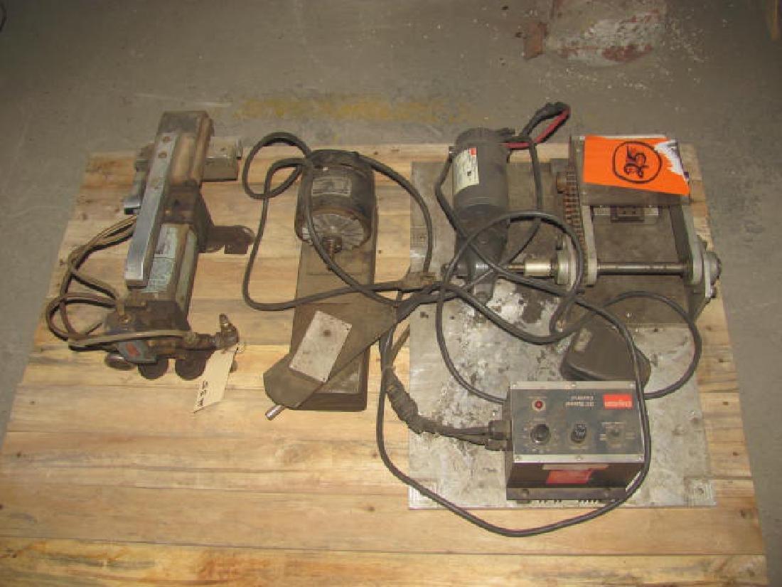 Pumps & Electrical Motors Lot