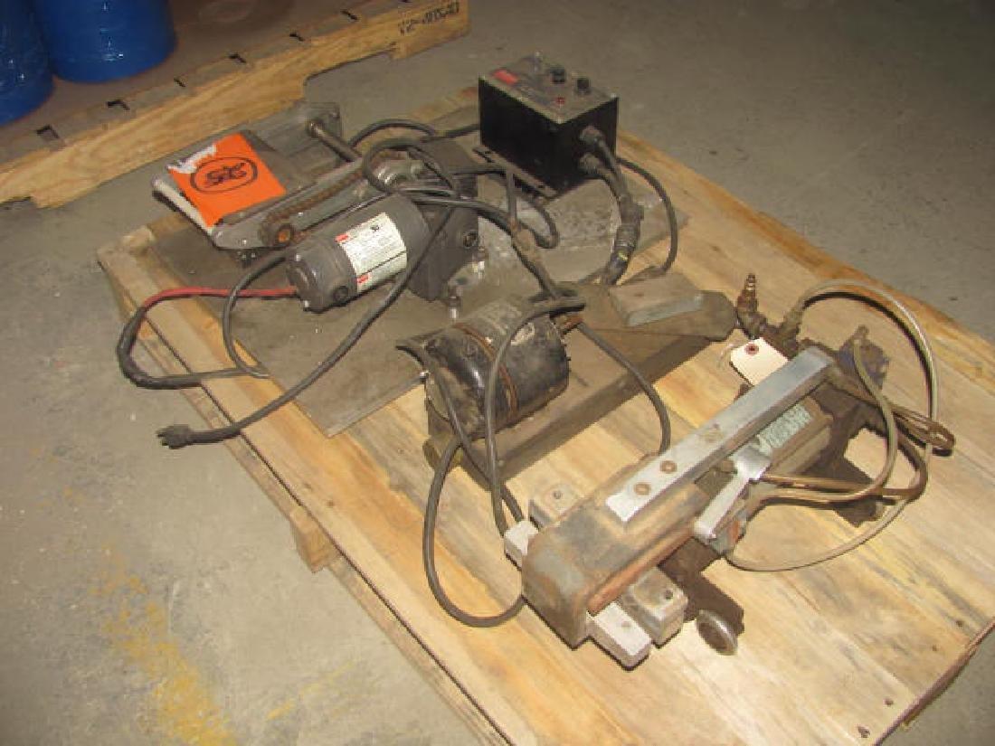 Pumps & Electrical Motors Lot - 2