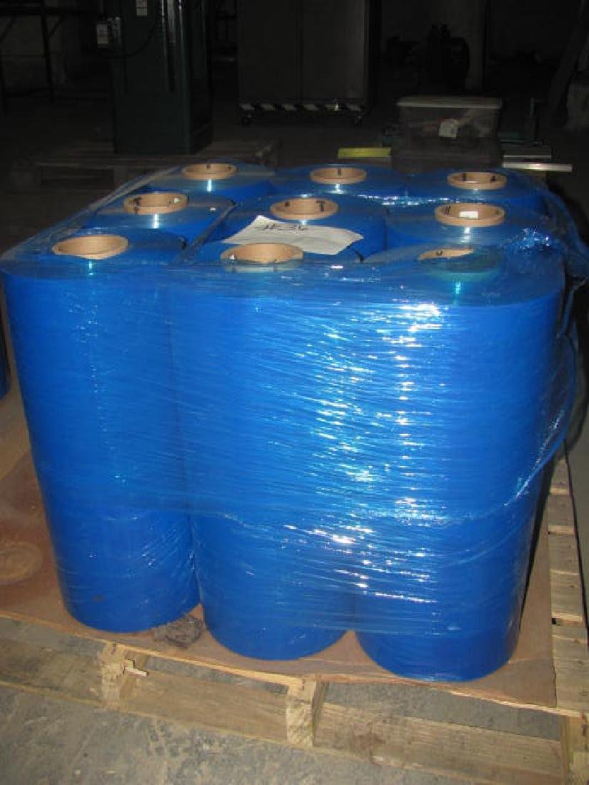 9 Rolls Of Plastic Shrink Wrap - 2