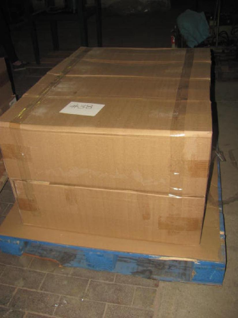 2000 Clear Plastic Tote / Drum Liners