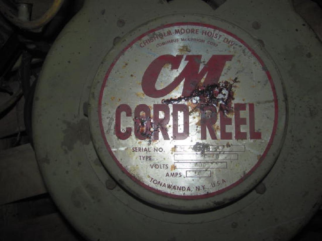 CM Cord Reel Air Compressor Seperators - 2