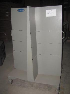 Industrial Display shelf / Cart