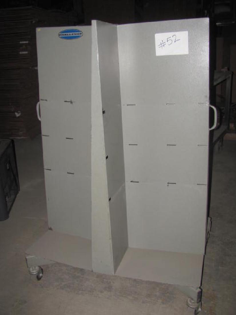 Industrial Display shelf / Cart