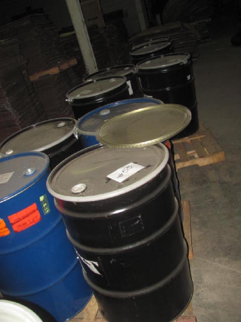 (12) 55 Gallon Drums - 2