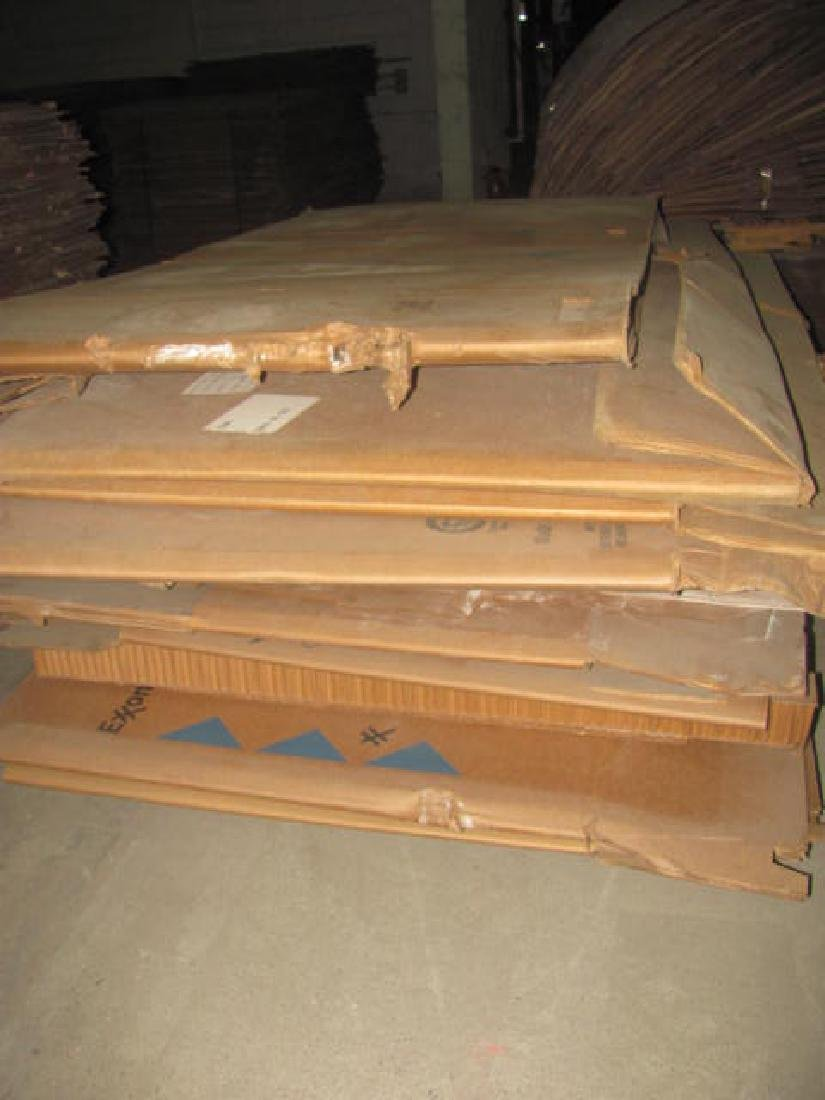 Pallet lot of Gaylord Boxes