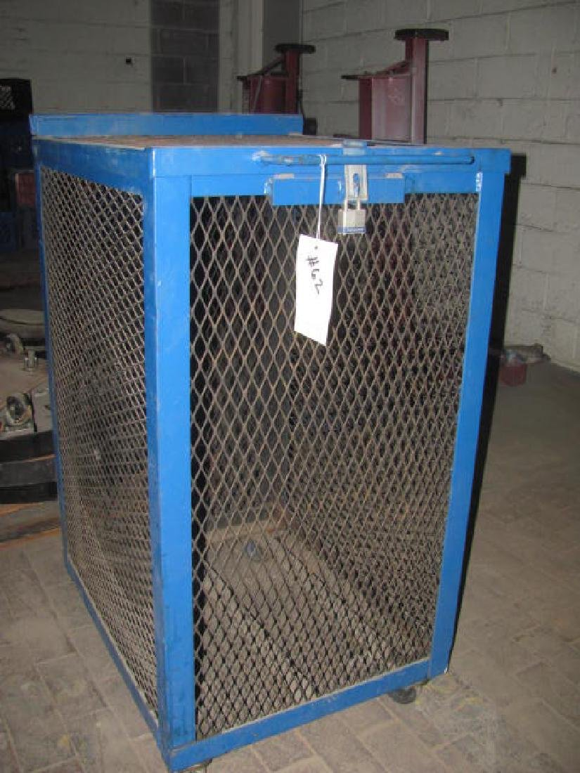 Steel Safety Cage