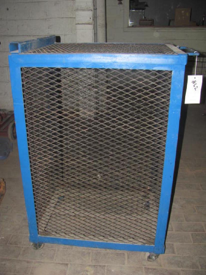 Steel Safety Cage - 2