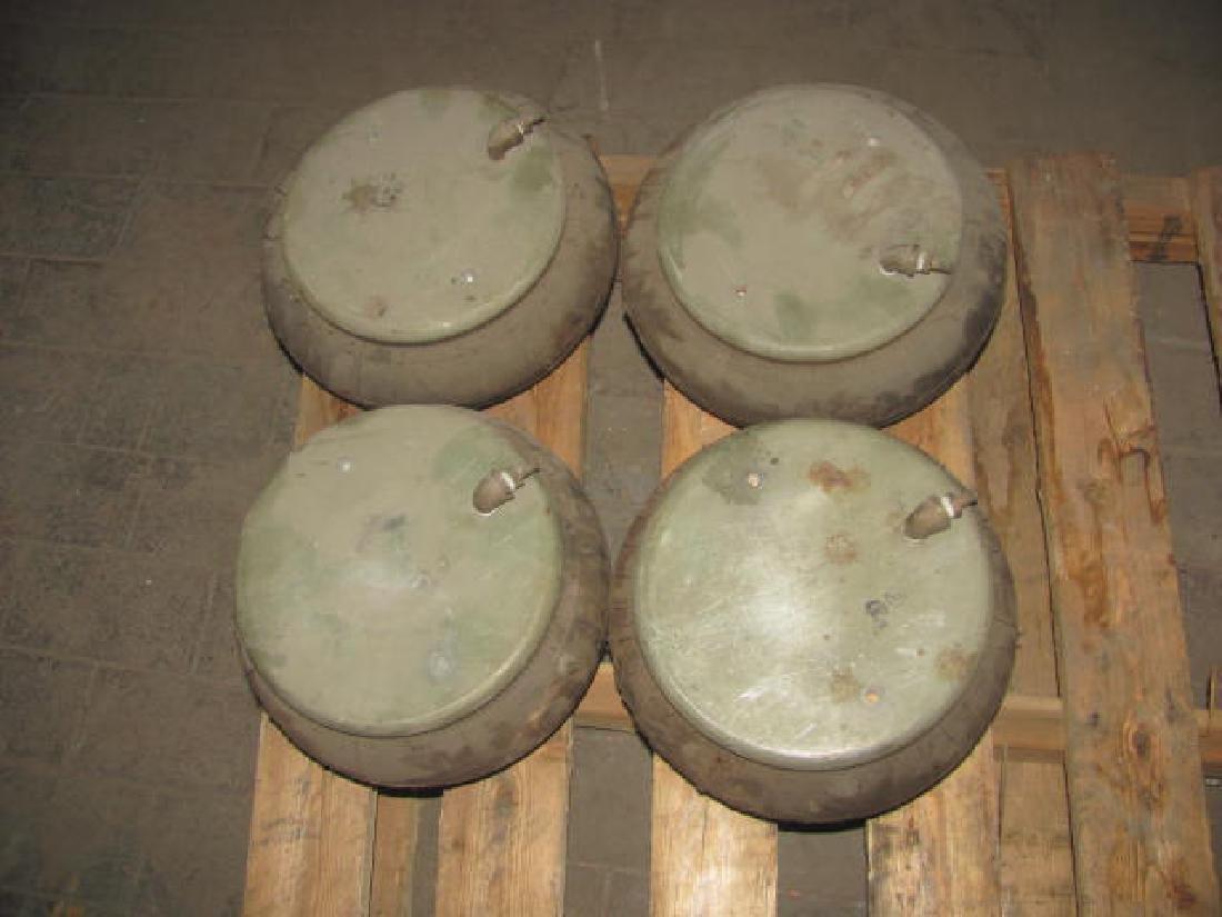 4 Airmount Firestone Airsprings