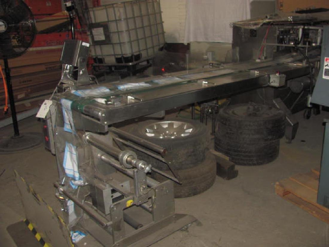 Inverted Wrapping Machine - 2