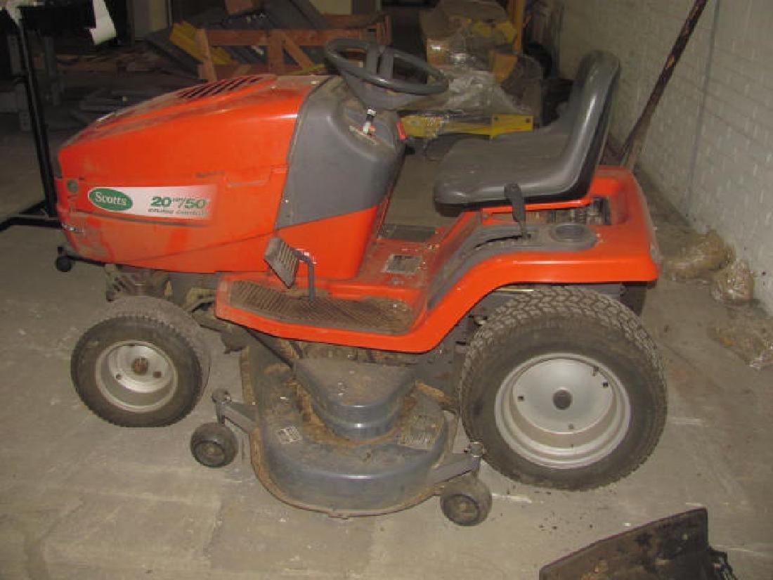 Scotts 20hp Garden Tractor - 2