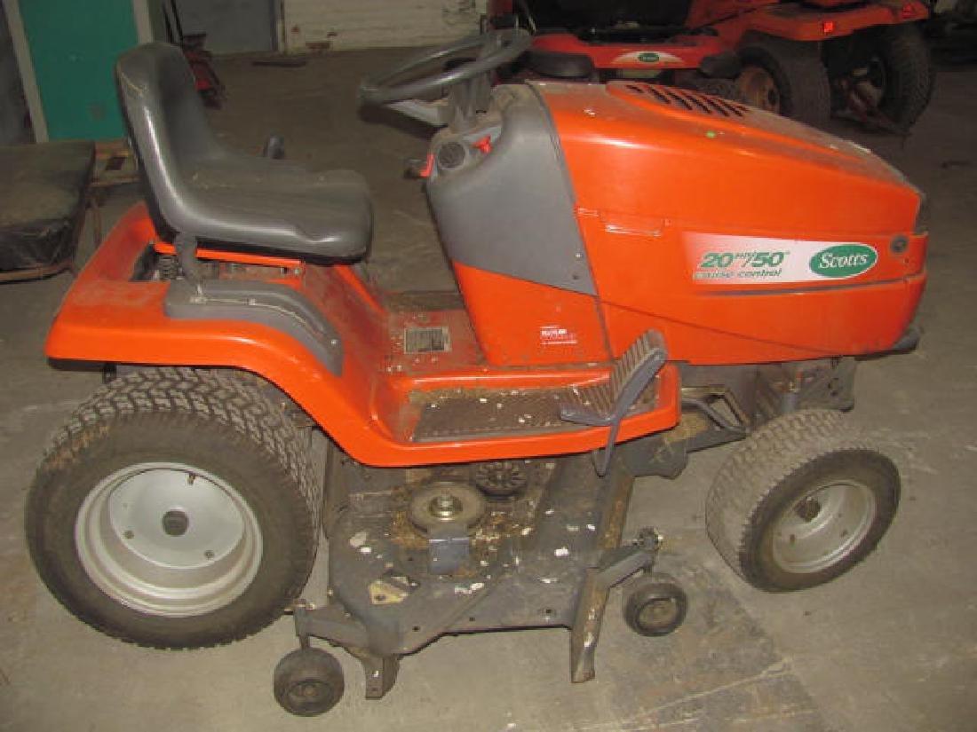 Scotts 20hp Garden Tractor - 3