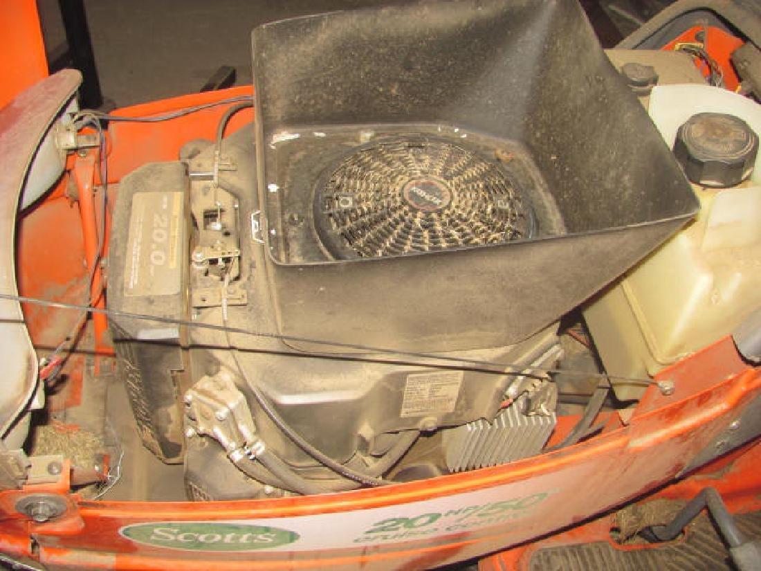 Scotts 20hp Garden Tractor - 4