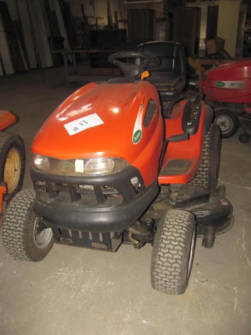 """Scott 20hp 48"""" Garden Tractor"""
