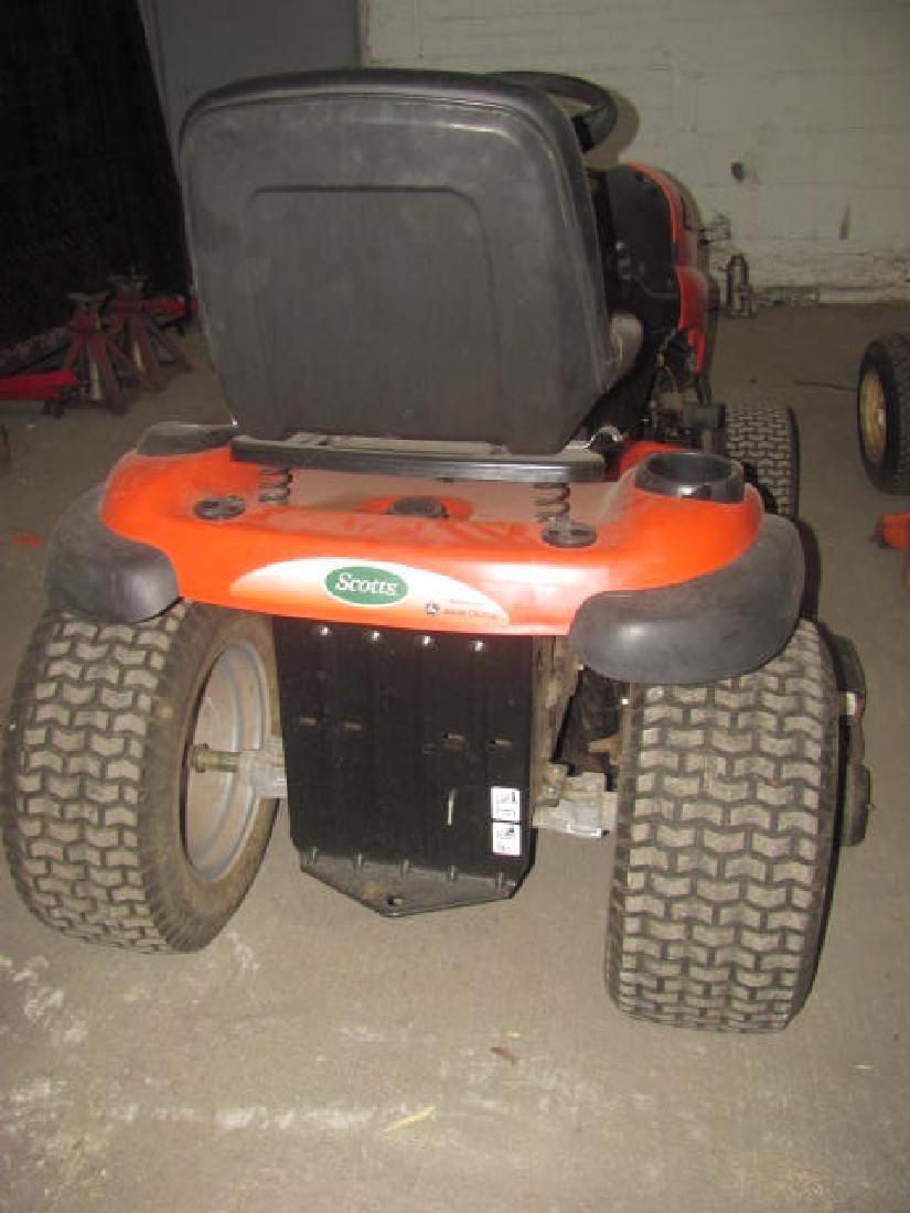 """Scott 20hp 48"""" Garden Tractor - 3"""