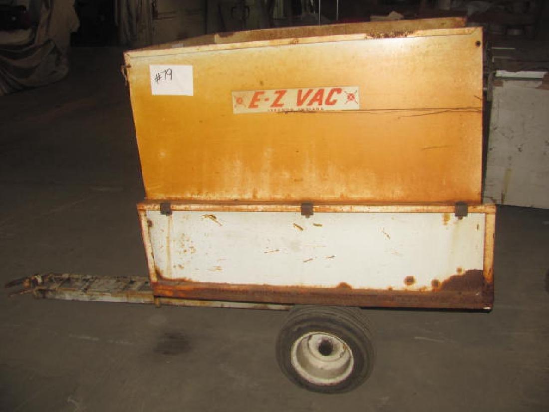 EZ- Vac Garden Cart - 2