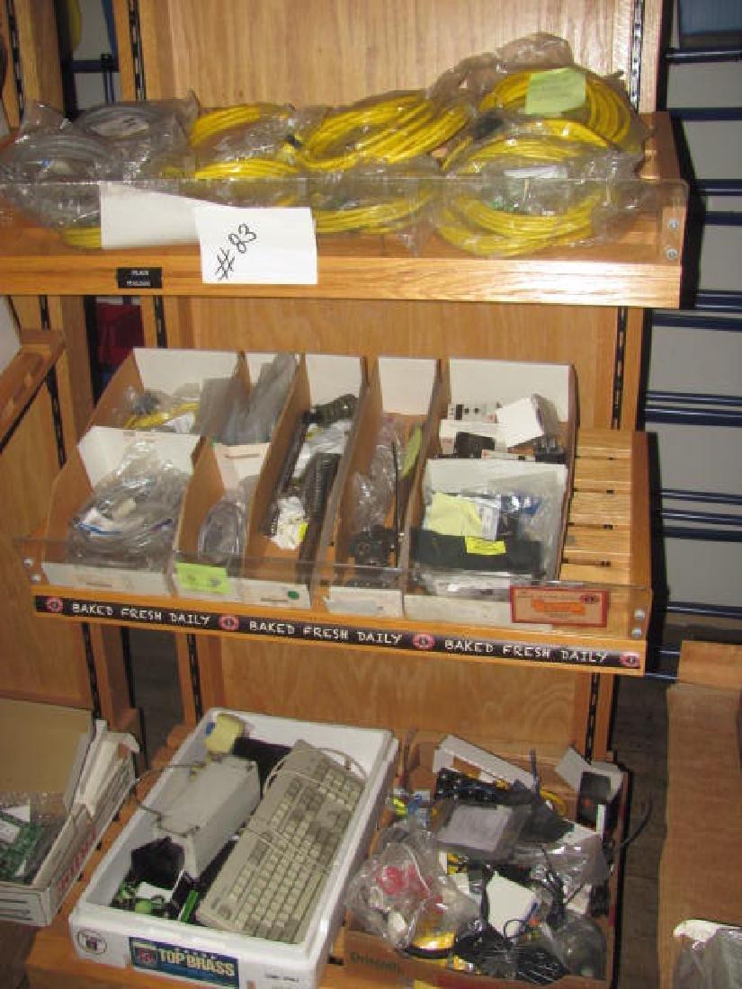 Shelf Lot Limit Switches