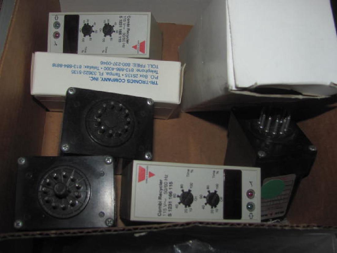 Shelf Lot Limit Switches - 5