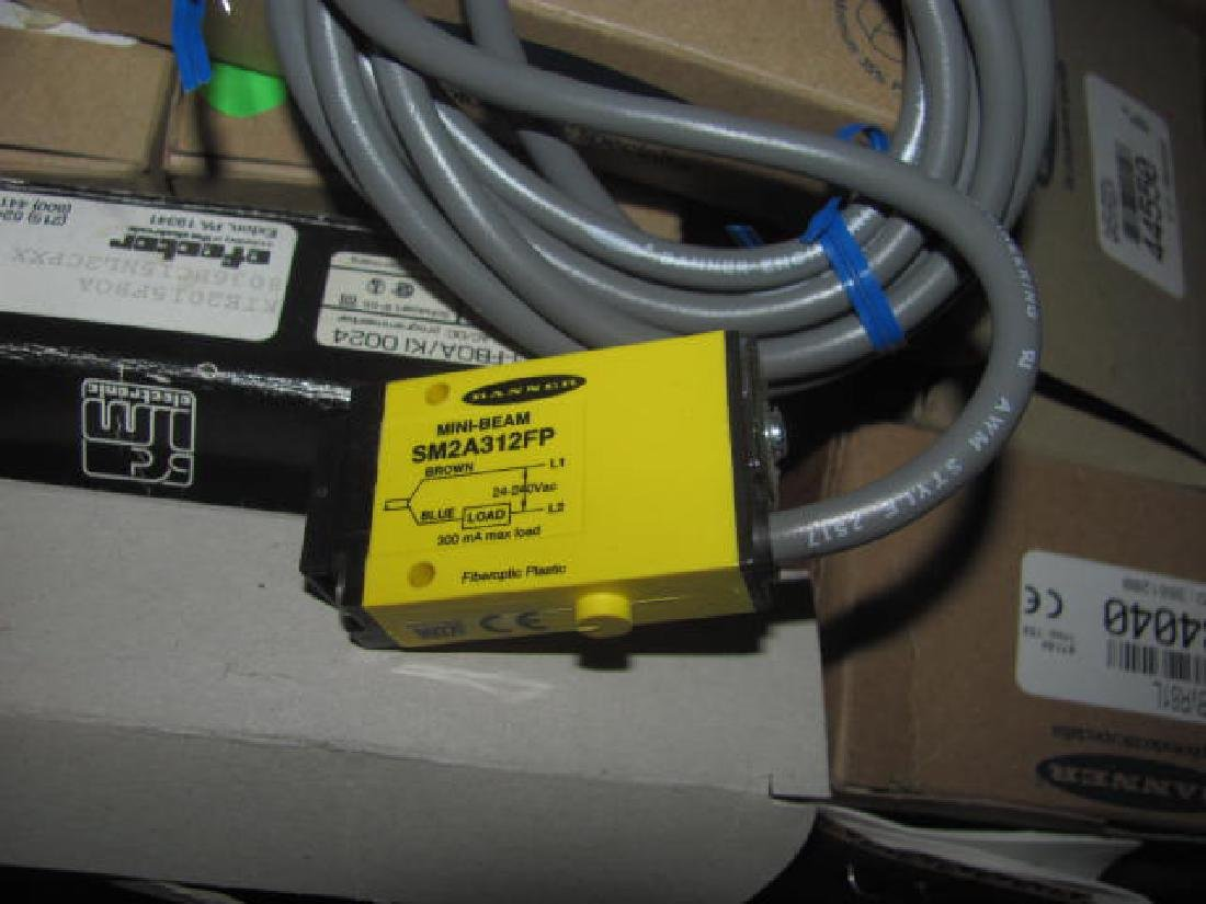 Gauges Valves Relays Proximity Switches - 4