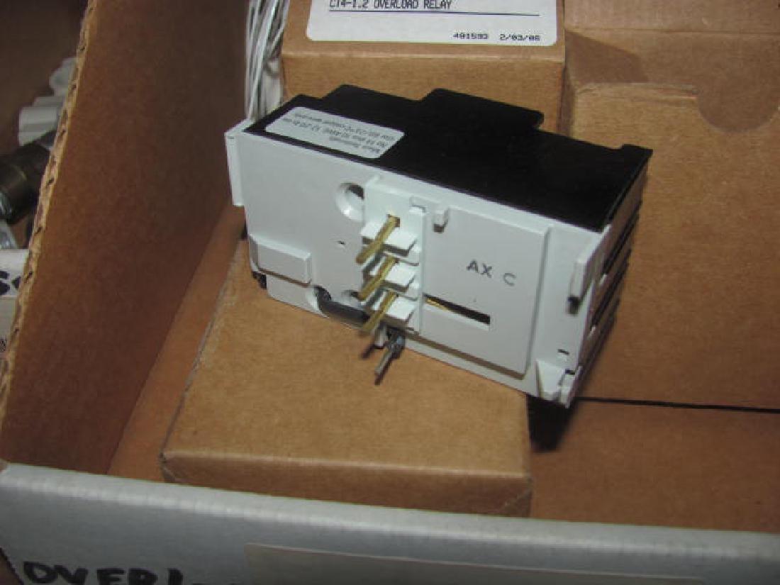 Gauges Valves Relays Proximity Switches - 8