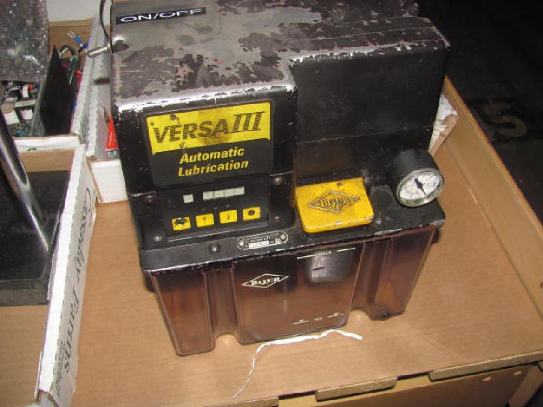 Bearings Lubricator Control Lot - 8