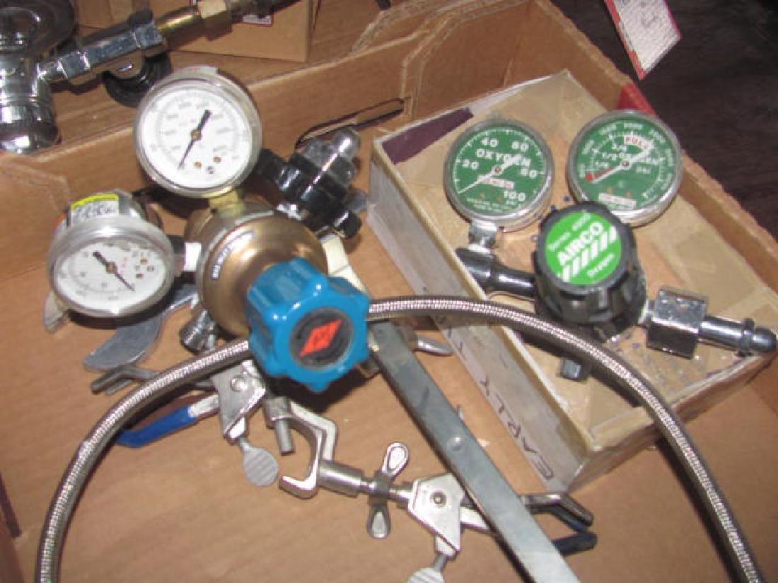 Electric Motor Valves Gauges - 3