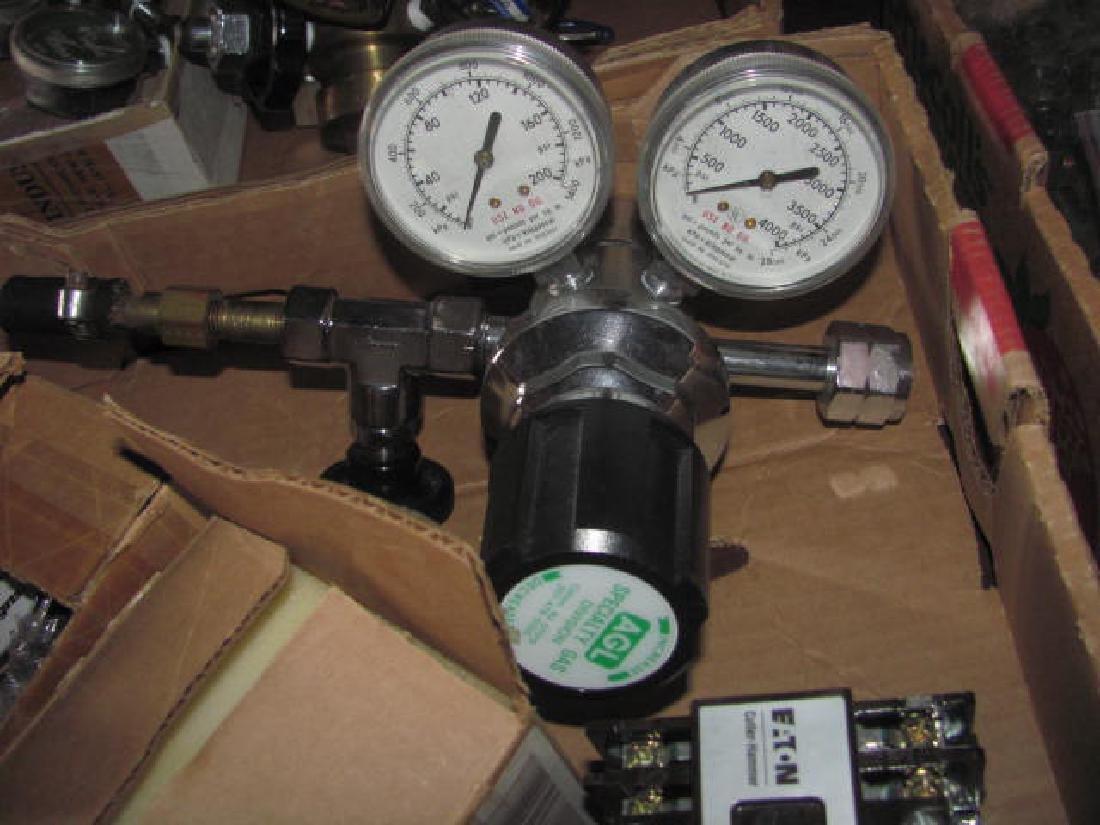 Electric Motor Valves Gauges - 4