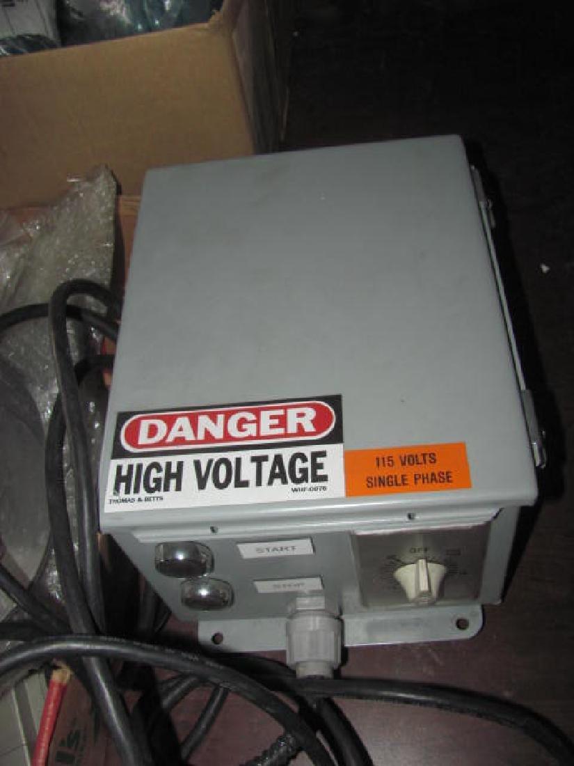 Electric Motor Valves Gauges - 6