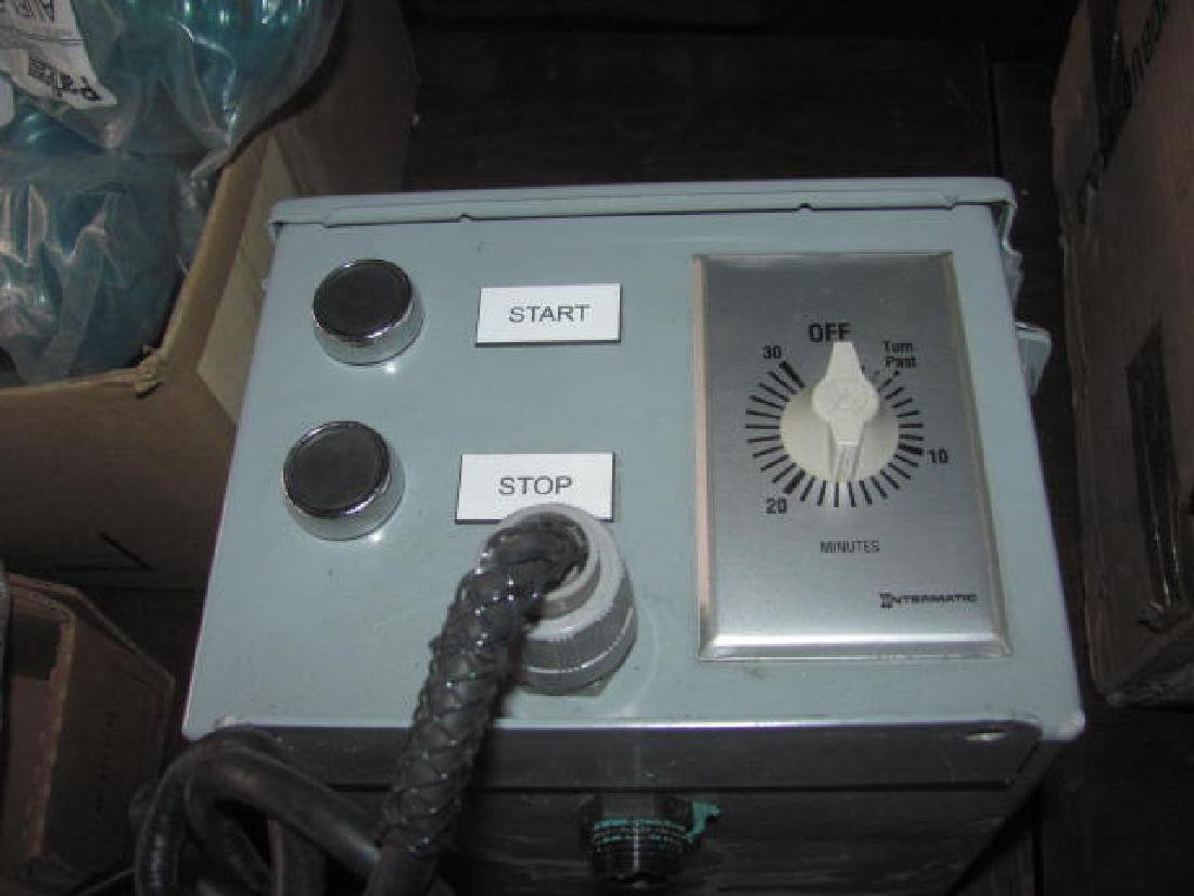 Electric Motor Valves Gauges - 7