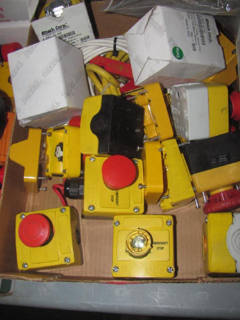Pneumatic Air Cylinder Parts Safety Switches Dwyer - 8