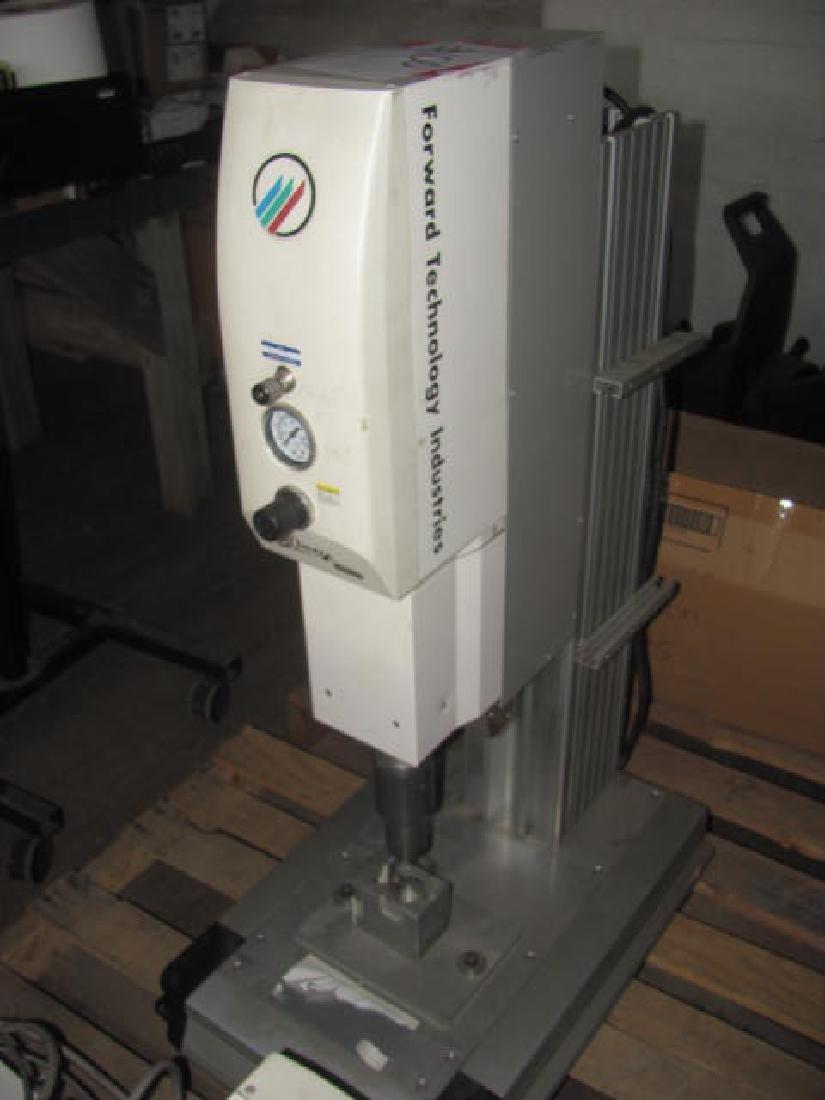 Omega Mecasonic Plastic Welder - 3