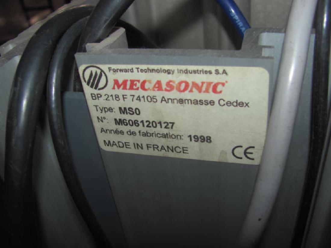 Omega Mecasonic Plastic Welder - 4